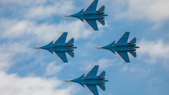 Минобороны закупает для Красноярского края шесть истребителей