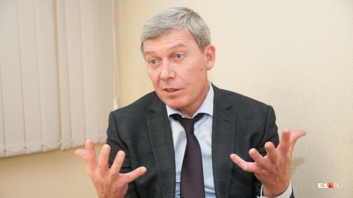 «Со мной не согласовали ключевое решение»: вице-мэр Алексей Белышев написал заявление об увольнении