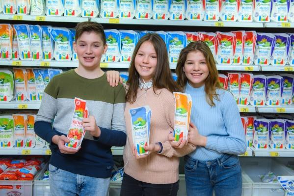 Как в самом сердце Сибири производят натуральные молочные продукты и почему молоко «Лужайкино» называют солнечным