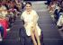 Екатеринбургская красавица на инвалидной коляске проехала в дефиле по московскому подиуму
