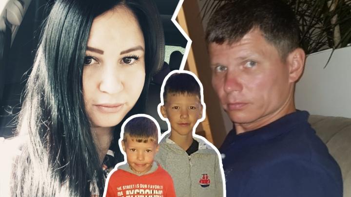 МВД Башкирии объявило вознаграждение за информацию о местонахождении пропавшего отца и двоих сыновей