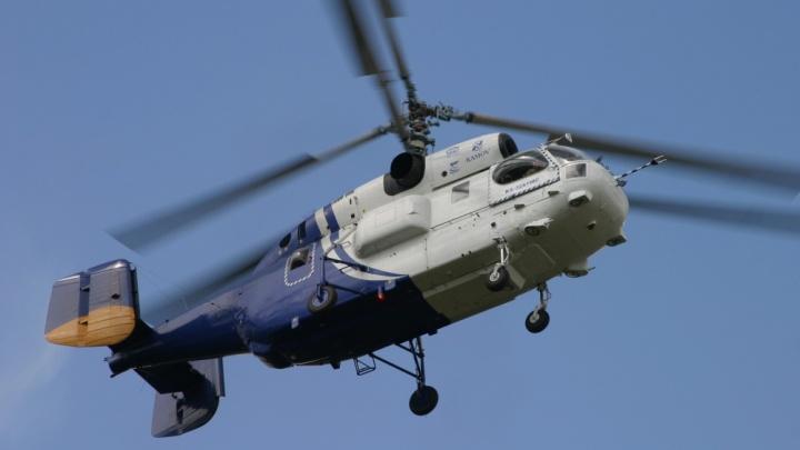 «Пропал с радаров»: в Башкирии проверяют информацию об упавшем вертолете