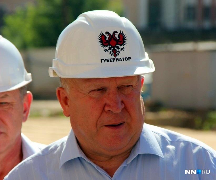 Нижегородский губернатор-«тяжеловес» Валерий Шанцев преждевременно покинул пост