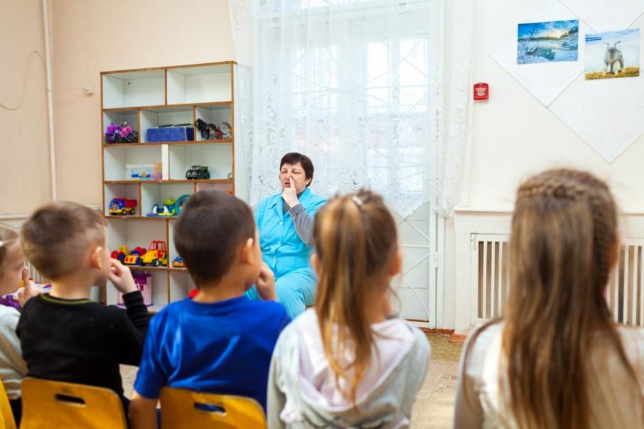 По данным Роспотребнадзора, за неделю заболеваемость ОРВИ в регионе выросла на 11%