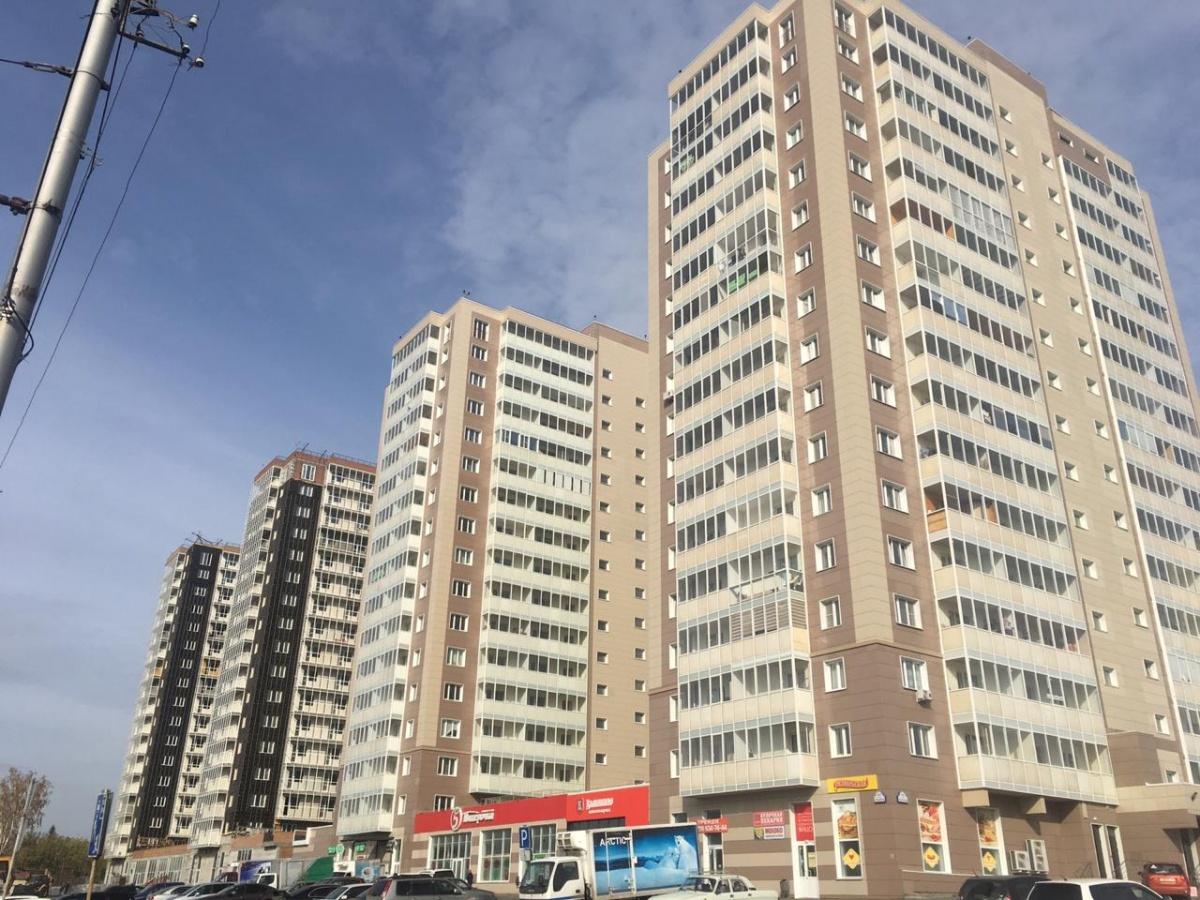 Зимний сад под открытым небом: последние квартиры в ЖК «Столичный» ждут новоселов