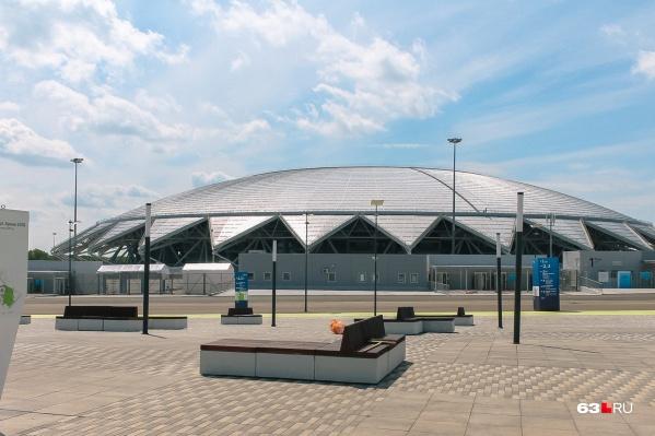 «Самара Арену» строили для игр ЧМ по футболу