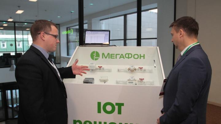 МегаФон запустил сеть NB-IoT в Самаре