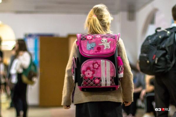 В прошлом году самый большой конкурс был на места в самарских лицеях и гимназиях