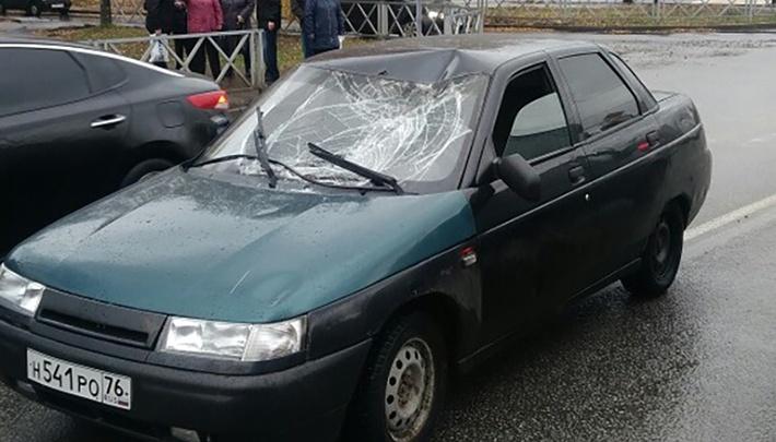 Знаки убрали, а переход оставили: в Брагино ярославец на «десятке» сбил мужчину