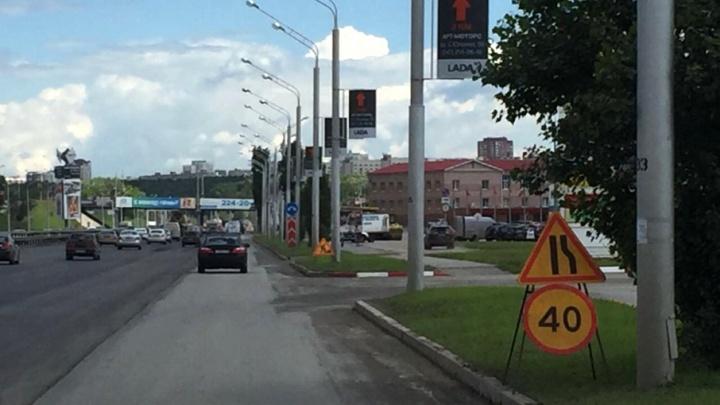 В Уфе изменят скоростной режим только после проведения капитального ремонта