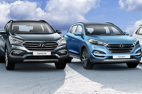 В Омске новый Hyundai продают на максимально выгодных условиях