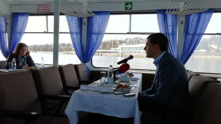 Мэр Ярославля расхвалил сам себя