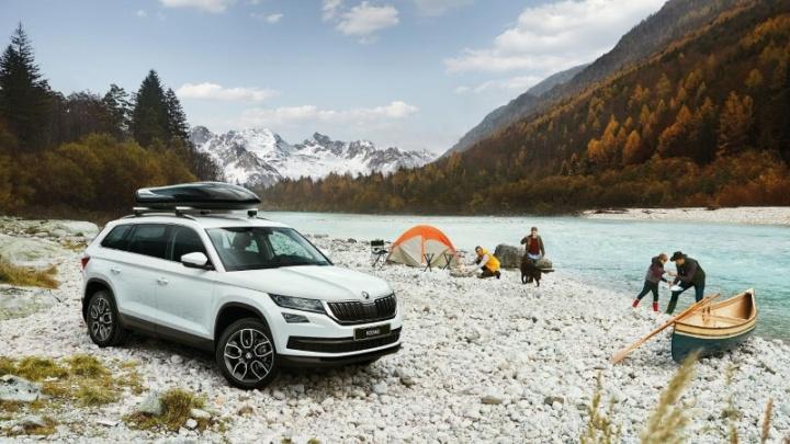 Семь весомых аргументов при выборе Škoda KODIAQ: обзор одной из самых продаваемых моделей в России