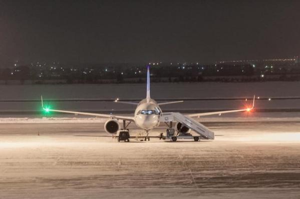 Это уже 48-й самолет в авиапарке «Уральских авиалиний»
