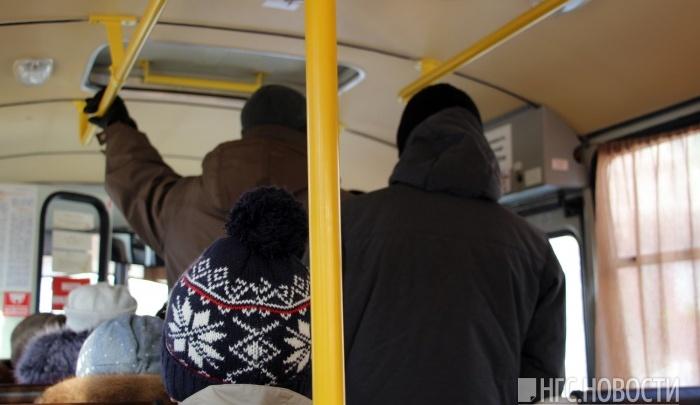 Часть пассажиров автобусов по городу ездит бесплатно: замёрзли аппараты для транспортных карт