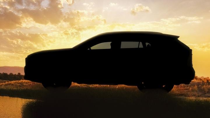 Toyota показала первый снимок нового RAV4