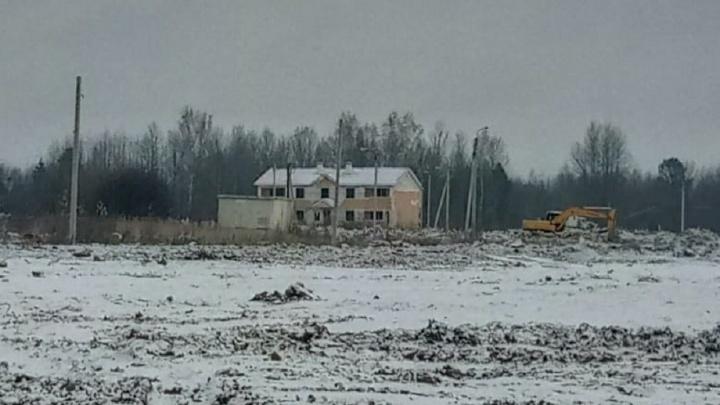 Формальдегидные дома в Березниках снесут до конца года