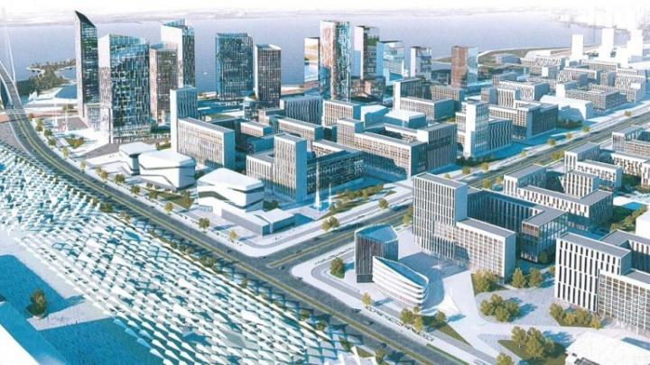 Вместо Экспо-городка в Екатеринбурге решили строить общежития и учебные корпуса для УрФУ