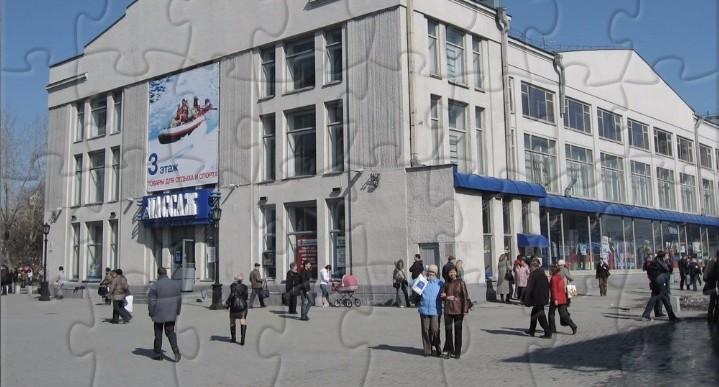 Верните это немедленно: собираем снесённые в Екатеринбурге здания на скорость