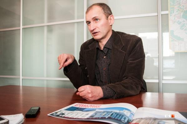 Сергей Федяков ушёл из-за личных проектов