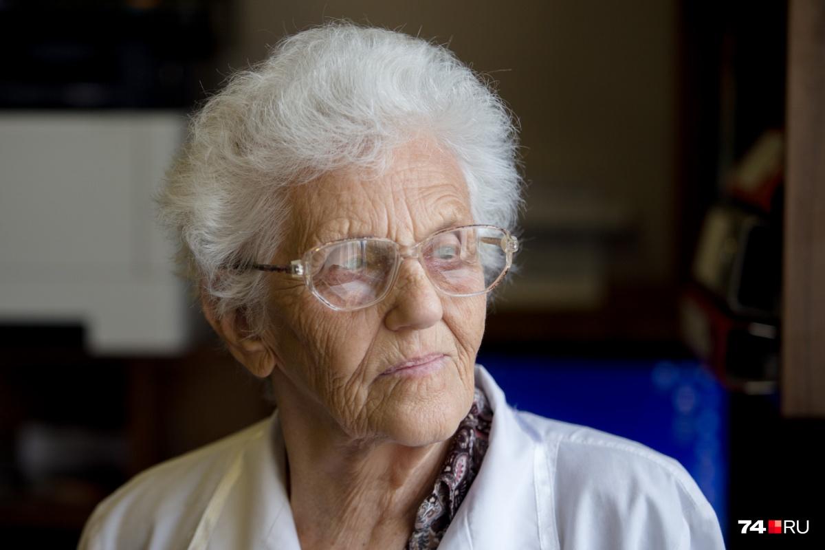 Екатерина Марковна с болью вспоминает тот день, когда в стенах родной больницы потеряла дочь. Но никого из коллег она не винит