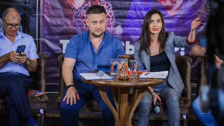 Первые открытые дебаты в Ростове-на-Дону собрали более пяти тысяч зрителей