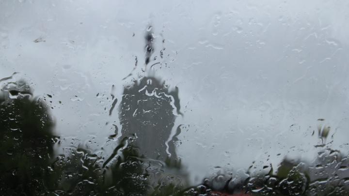 Грозы и ливни: в пятницу Архангельскую область ждет непогода