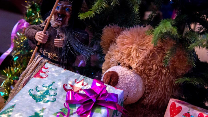 Танк, ролики и утюжок: новосибирцев попросили принести сиротам подарки вместо Деда Мороза