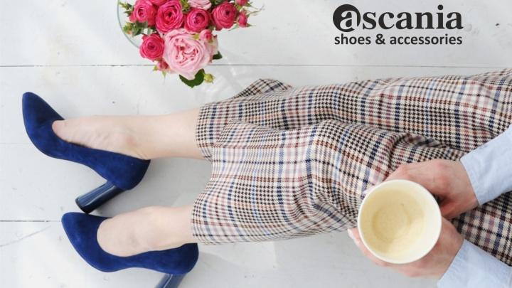 Хиты весны за полцены: в магазинах Ascania снизили цены на обувь на 50 %