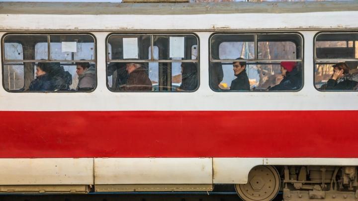 В Самаре восстановили движение трамваев №13 и №21 по Ставропольской
