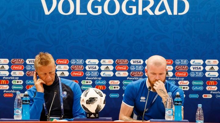 Капитан сборной Исландии перед игрой в Волгограде: «Это будет для нас жесткий тест»