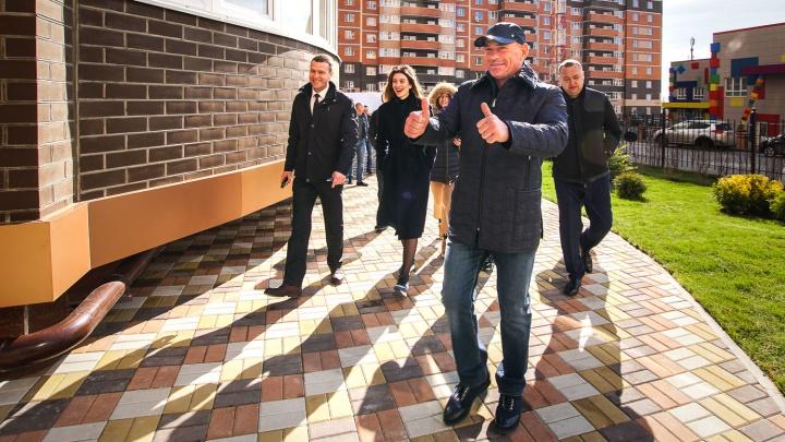 Новые квартиры в микрорайоне «Красный Аксай» получили 319 ростовских семей