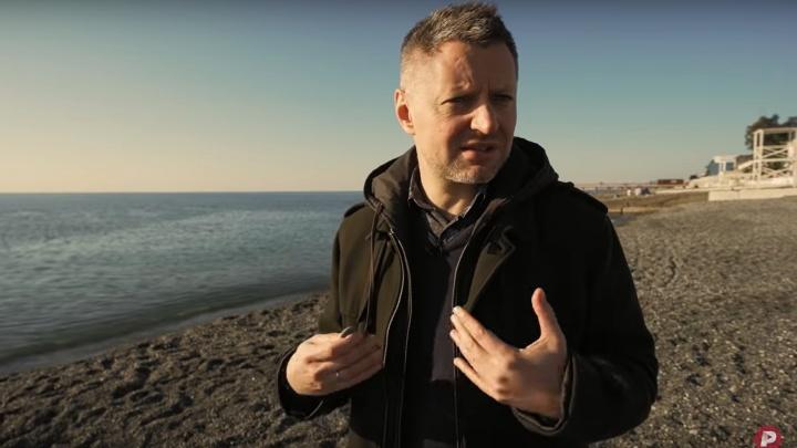 Алексей Пивоваров выпустил видео о катастрофе Ту-154, в которой погиб журналист из Архангельска