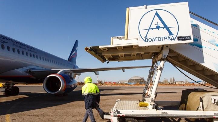 Борт из Волгограда приземлился в Москве со сработавшим датчиком неисправности