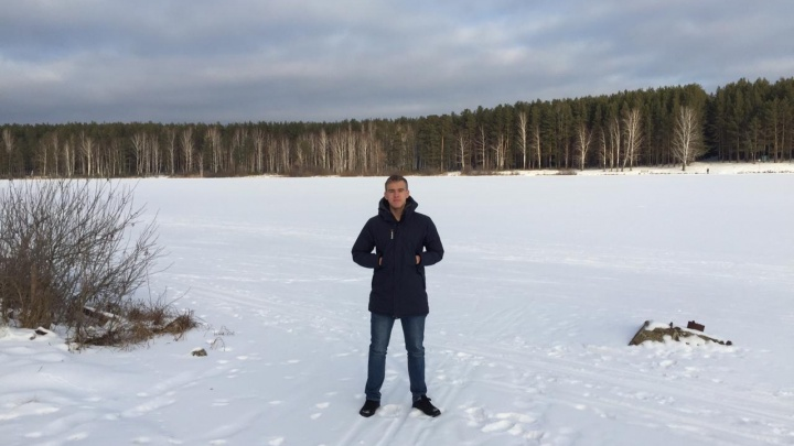 Семнадцатилетний парень спас школьника, который провалился под лед на Рефтинском водохранилище