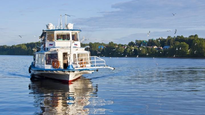 Открыто бронирование на круиз по Обскому морю с исторической экскурсией, шлюзованием и отдыхом на базе или острове