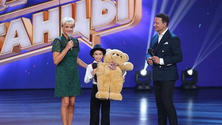 Юного танцора из Башкирии поддержала Светлана Хоркина