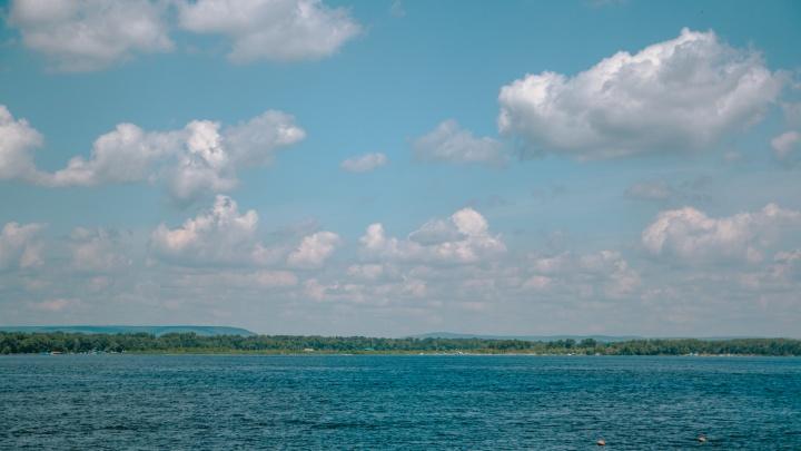 В Волге около полуострова Копылово нашли тело пропавшего с турбазы мужчины