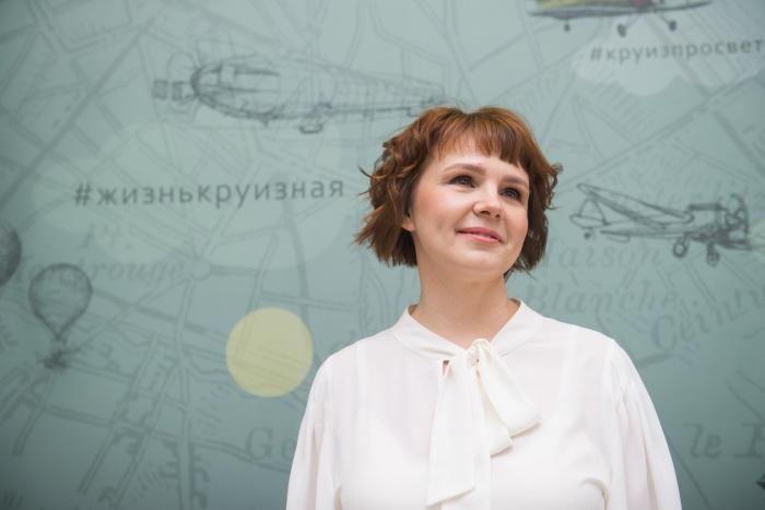 Директор туристической компании «Гольфстрим» Людмила Вахрушева