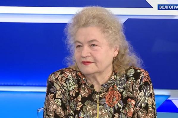 Раиса Скрынникова возглавляла фонд в течение 30 лет