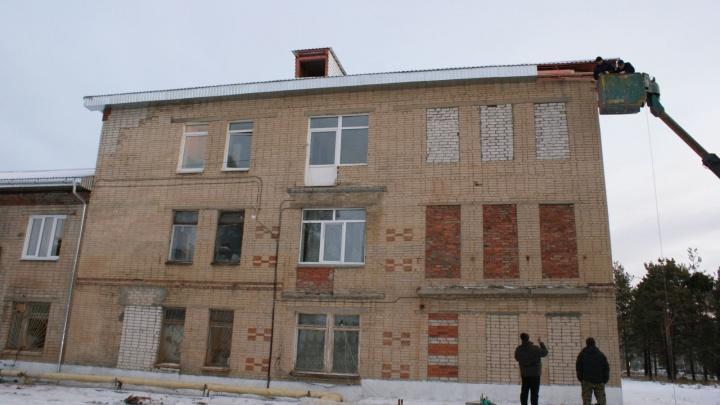 Украли выше крыши: пропажа миллиона при ремонте больницы на Южном Урале переросла в уголовное дело