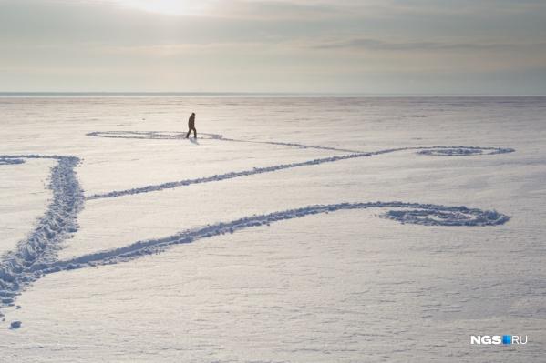 Декабрь в Новосибирске начнётся с 15-градусных холодов