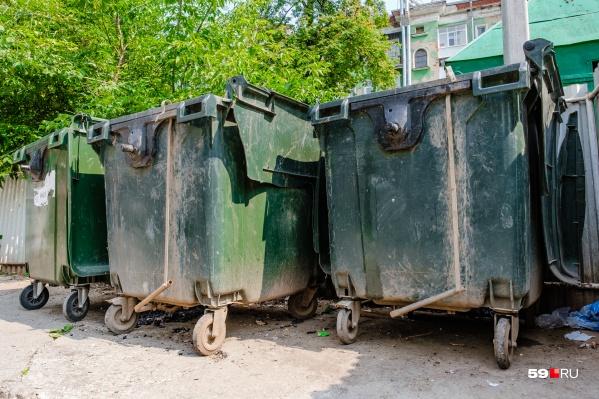 В этом году изменилась система работы с мусором