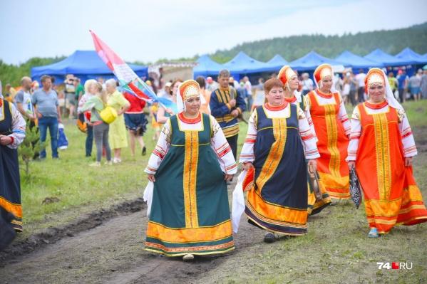 Сотрудники Челябинского государственного центра народного творчества организуют крупные творческие мероприятия, такие как Бажовский фестиваль и «Урал мастеровой»<br>