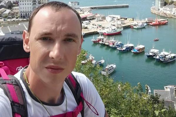 Кирилл Модестов планирует прийти кфинишному пункту маршрута уже 4–5 августа