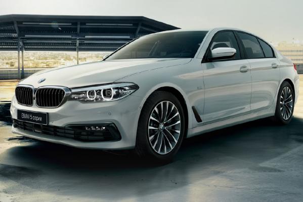 С 1 октября по 30 декабря 2019 года станьте владельцем бизнес-седана BMW 5-й серии на особых условиях<br>