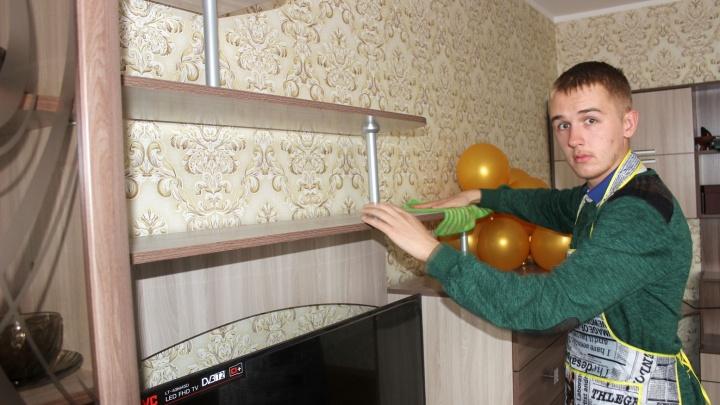 «Верить, что это обычные дети». Как в Перми работает учебная квартира для инвалидов?