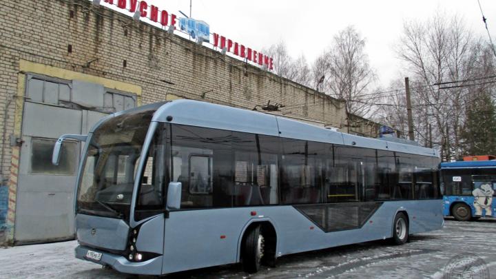 Скоро на улицах города: в Рыбинск купили первый электробус. В нём можно будет зарядить телефон