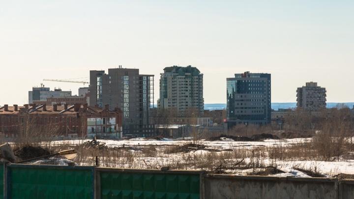 Стало известно, за сколько продаюттерриторию бывшего подшипникового завода на Московском шоссе
