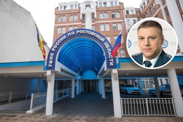 Замруководителя областной налоговой службы Иван Иванов попал под следствие